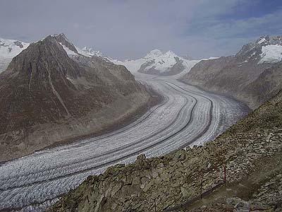 アレッチ氷河の画像 p1_5